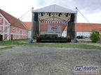 Zastřešené pódium 10x10m _ M-AUDIO