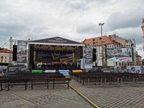 Ground support 13x11m + 3m wing _ M-AUDIO Plzeň
